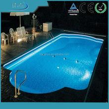 Hot sale 10mm fiber optic led light swimming pool rope light