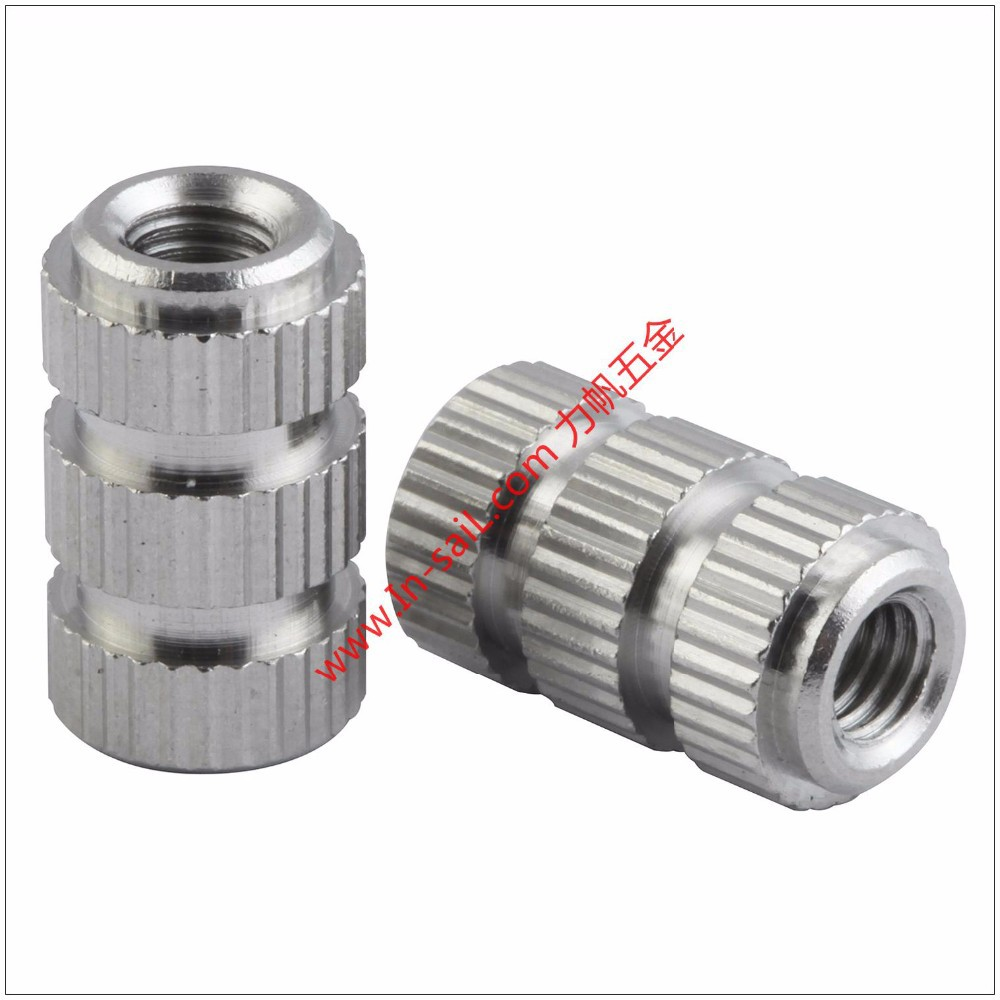 Stainless steel threaded inserts for thermoplastics buy