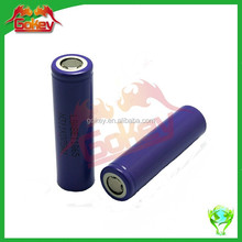 New Arrival LG E1 18650 Battery Cell 3200mAh 3.7V Rechargeable Lithium polymer battery High Capacity battery purple color