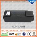 Para copiadora kyocera/máquina impressora fs-1900 compatível cartucho de toner aky-tk-50x/tk-50h