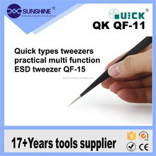 Quick types tweezers practical multi function ESD tweezer QF-11