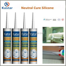 neutral curing silicone/no smells silicone sealant/liquid silicone sealant