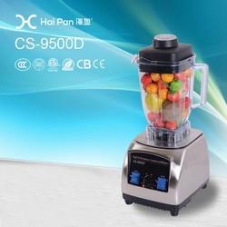 Commercial Bar use Cheap Plastic 2 in 1 vegetable blender mini grinder