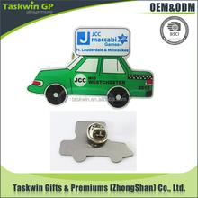 Souvenir race metal pin badeg , car lapel pins
