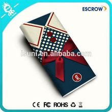 2014 hot selling popular in young group power bank 12000mah for smart phones