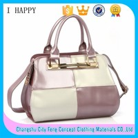 2015 Wholesale Hottest Cheap Fancy Design Leather Ladies Handbags