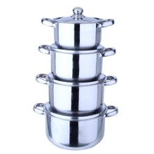 stainless steel cookware set product kitchen appliance