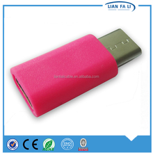 China Lianfali High Speed OTG Data Converter Cable Type C for U Flash Disk for Card reader