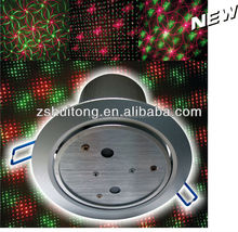 new design red and green mini stage laser lighting