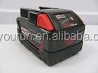 Battery for 28V Li-ion Milwaukee M28 , 48-11-2830 , V28 , 3000mah Lithium-Ion Cordless Tool Battery Pack