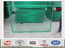 Anping welded wire fencing for sale/PVC coated welded fence panel, SGS report low price