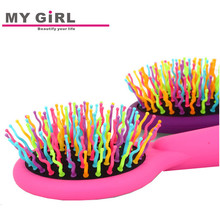 My girl CE standard quality excellent High quality professional custom smart weave highlighting brush