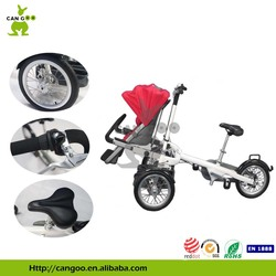 New Design Stroller Baby Pram Tricycle For Mother And Baby Use