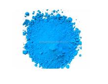 blue chrome spray paint