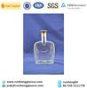 Beautiful appearance clear glass bottle