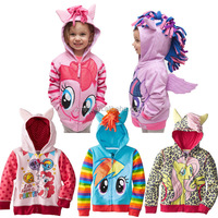 Wholesale Best Sellers My Little Pony Clothes Good Quality Child Clothes Hoodies