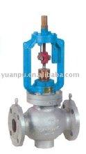 Model YBC-2F,20F Manual Balancing Valve For Cold/Hot Water