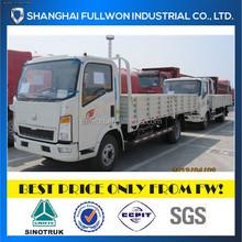 SINOTRUK 4X2 Diesel HOWO Light Truck