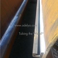 Interlock Welded Pile Tubes for Foundation