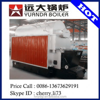 high efficiency 4 tons/hr Coal fired boiler units