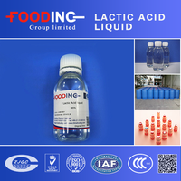 2015 Lowest Price Food Additives pure lactic acid