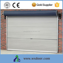 Factory direct electric aluminum rolling gate