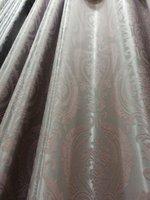 russian jacquard curtain fabric blackout fabric / fabric curtain / window covering ideas