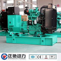 Green power small diesel genset 12kw with energy saving system