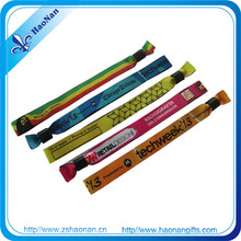 custom woven wristband and bracelets