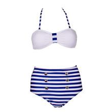 High waist new brands swimsuit young girl sexy bikini