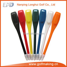 Plastic Golf pencil