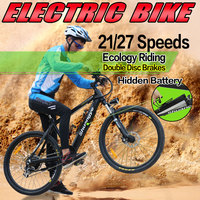 2015 best sell cheap electric mountain bike with brushless motor 250w