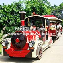 2013 Modern scale model train set in india