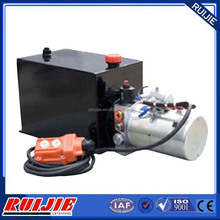 ideal price used hydraulic power unit for tipper trailer 2