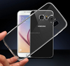 0.3 mm ultra-thin transparent TPU mobile phone case for Samsung S6 edge