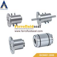 ferrofluid sealing shaft,magnetic fluid feedthoughs,vacuum seal
