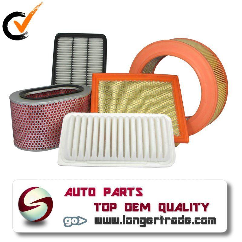 Alta calidad Auto filtro de aire