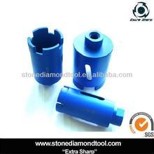 """1-3/8""""Diamond Core Bits Diamond Concrete Core Drill Bit for Stone"""