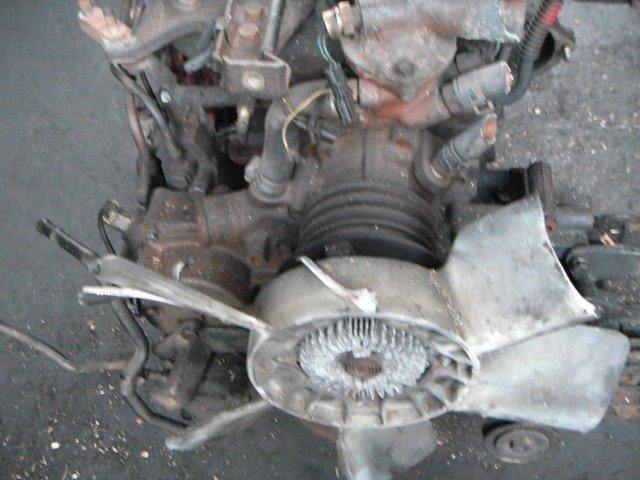 Isuzu 4BD2 motor usado