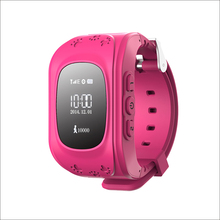 children smart watch phone with SOS/anti-dropped/anti-lost