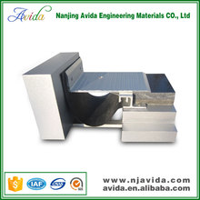 Building materials concrete metal expansion joint covers