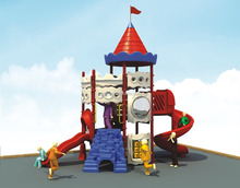 Garden new style small fashional outdoor playsets on sale