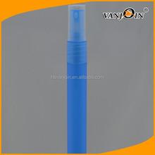Factory Price Blue Plastic Pen Perfume Spray Bottle