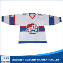 Custom made Digital sublimation ice hockey jerseys