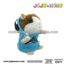 2013 hot sale talking record hamster vole toy for kids