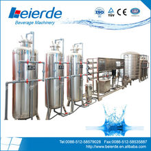 ro water treatment plant/drinking water treatment equipment/water treatment and bottling plants