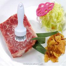 manual hand-held 24 Steak Needles Meat Tenderize