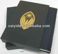 Hardcover book printing with slip case/kids reading book printing