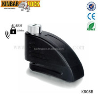KINBAR alarm motorcycle alarm disc lock