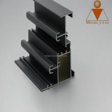 Aluminum profiles with different surface processing ways, like anodizing, powder coating, polishing, etc